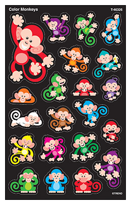 Colour Monkeys