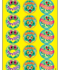 Frolicking Frogs / Pineapple