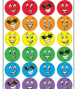 Colourful Smiles / Tutti-Frutti