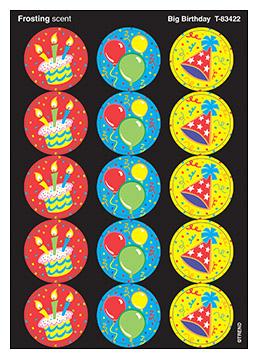 Big Birthday / Frosting