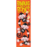 Bananas for Books Monkey Mischief