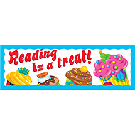 Reading is a Treat! - The Bake Shop