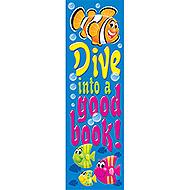 Dive into a good book - Sea Buddies