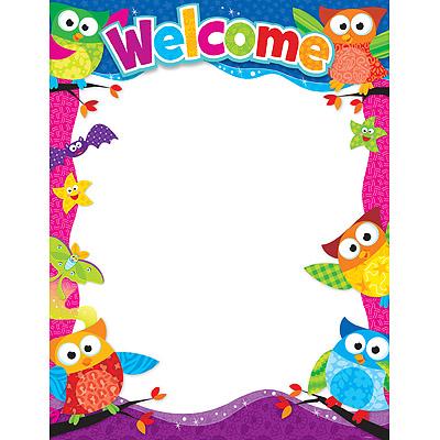 Welcome Owl-Stars!