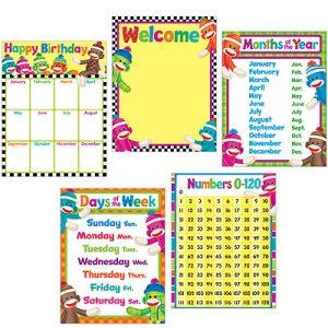 Classroom Basics Sock Monkeys