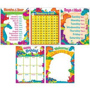 Classroom Basics Dino-Mite Pals