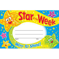 Star of the Week - Way to shine