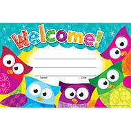 Welcome - Owl-Stars