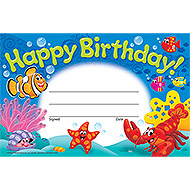 Happy Birthday! Sea Buddies