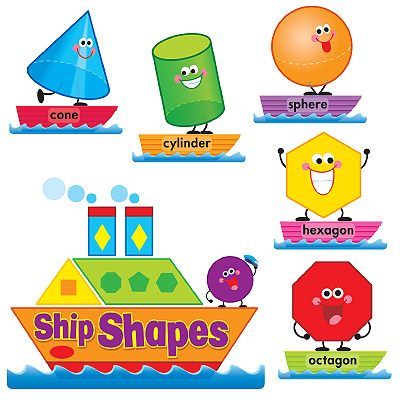 Ship Shapes & Colours