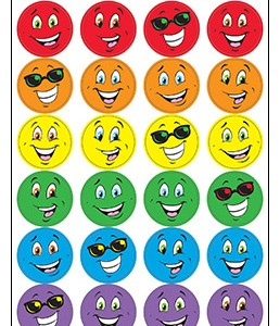 Colourful Smiles / Tutti-Frutti