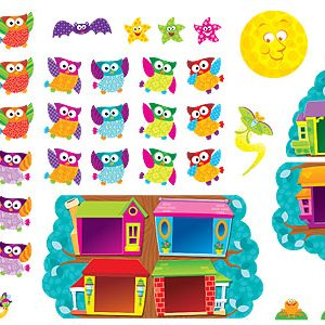 Owl-Stars! Tree House