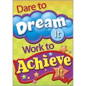 Dare to Dream it…
