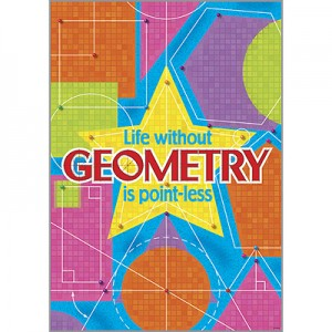 Life without Geometry is point-less