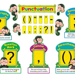 Monkey Mischief Punctuation
