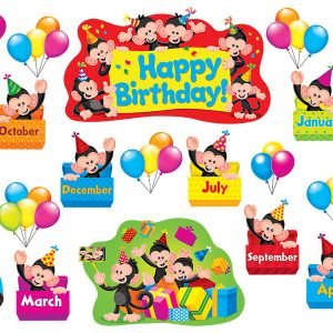 Monkey Mischief Birthday