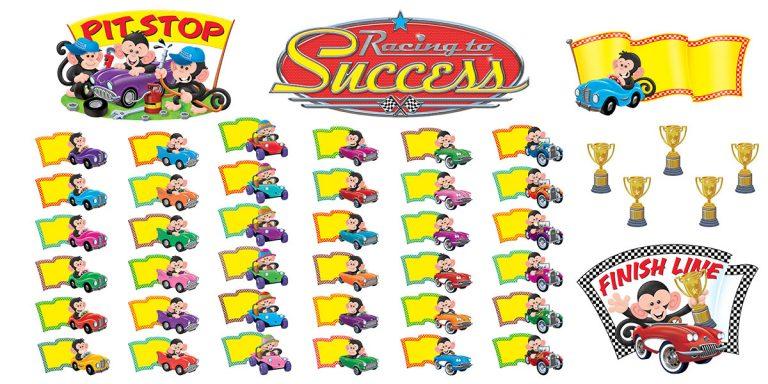 Monkey Mischief - Racing to Success
