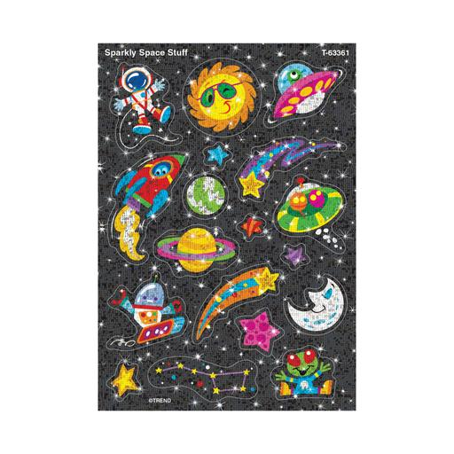 Sparkly Space Stuff