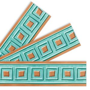 I ? Metal Copper Squares