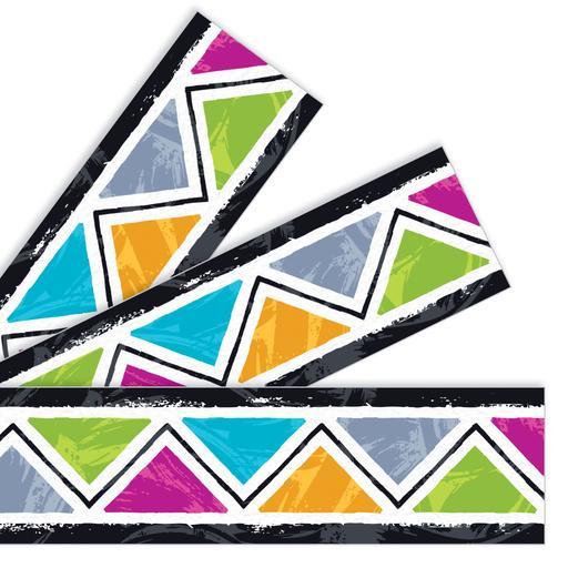 Color Harmony Triangles